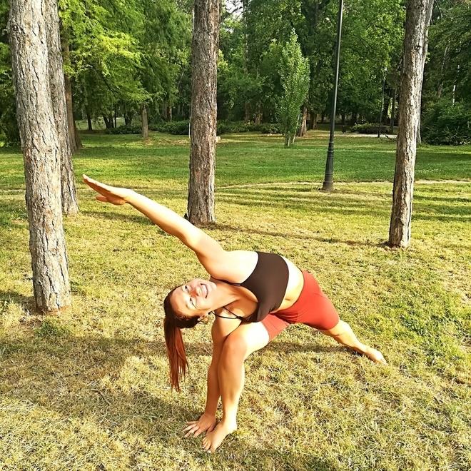 Prvi deo: O Ashtanga jogi  (plus moje iskustvo)